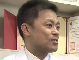 小内 伸幸教授